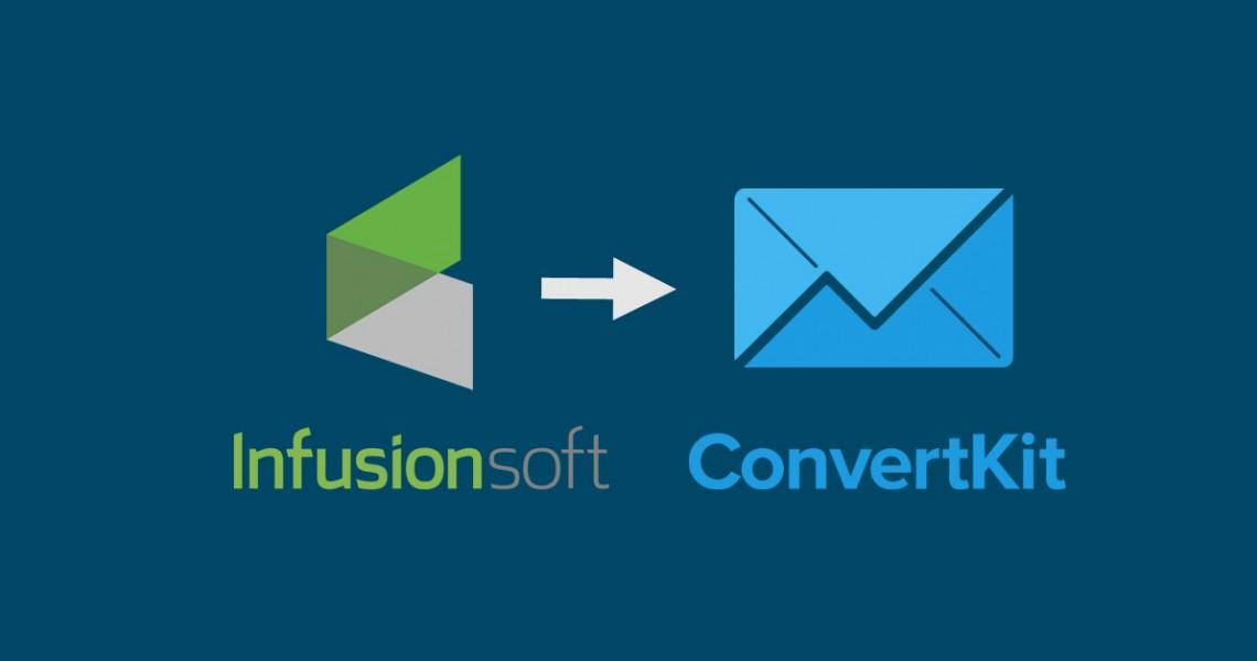 ConvertKit - Infusionsoft