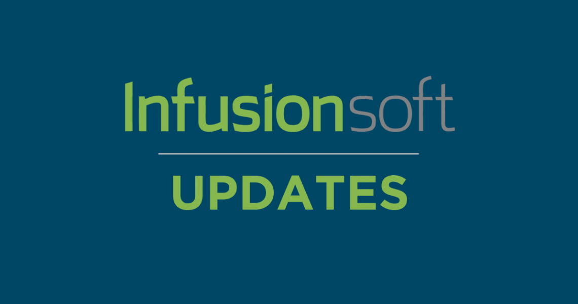 infusionsoft-updates