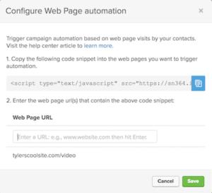 web-page-automation-goal