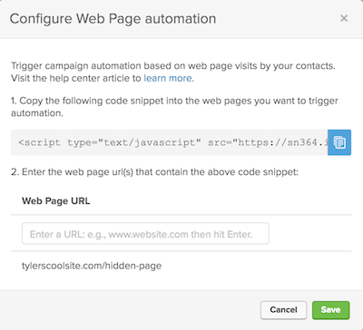 web-page-automation-hidden-page